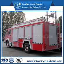 New Arrival 7000 litre fire fighting truck types of fire trucks for sale
