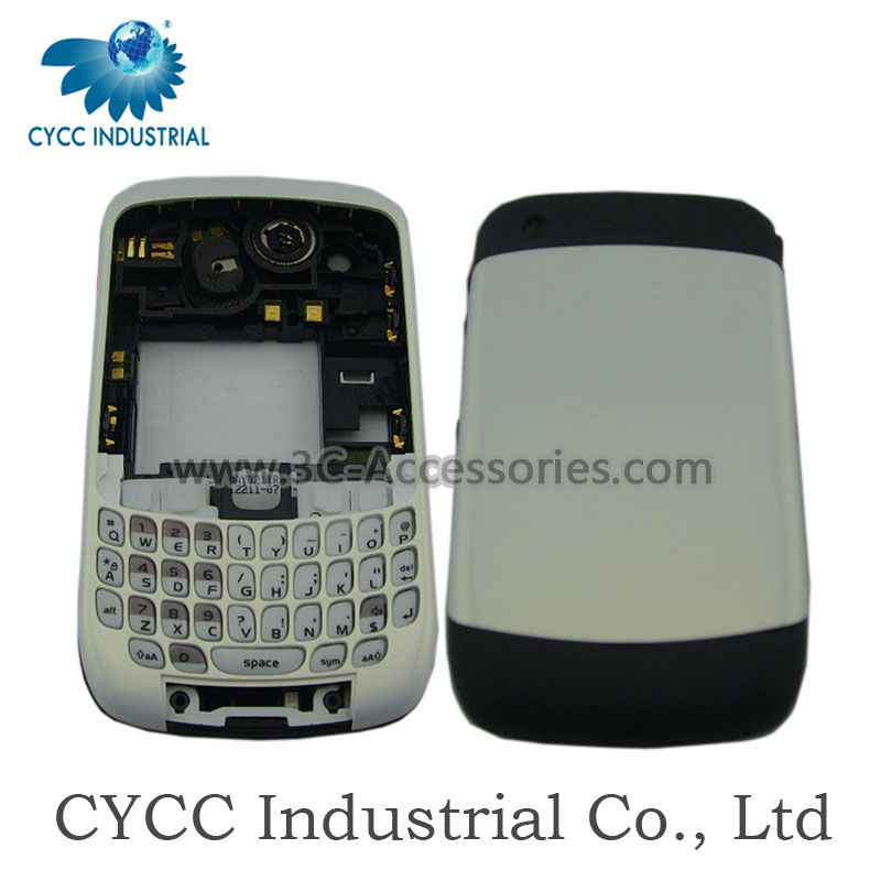 Cell Phone Spare Parts for Blackberry 8520 Original Housing