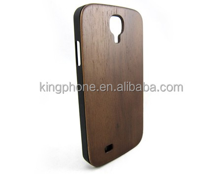 New hot selling mobile phone case for Samsung wood plastic cover for Samsung galaxy s4