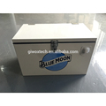 Retro Metal Beer Cooler metal ice chest