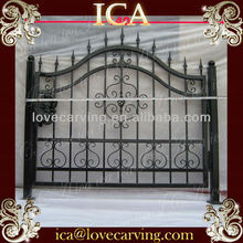 House iron gate simple design