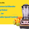 Commercial Blender Manufacturer Wholesale Professional Power