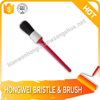 Plastic Handle round Brush