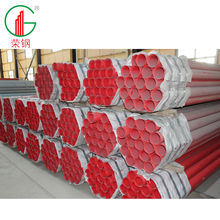 Guangdong concrete wholesale galvanized steel pipe coating