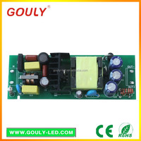 Gouly non waterproof LED driver 3 years warranty 24V -36V 12w-60w