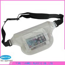 Waterproof Phone Pouch Beach Waist Bag for Cell Phone