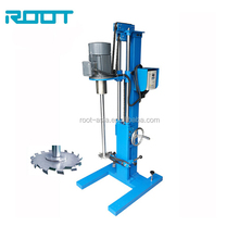 Paint color mixing machine/lab disperser