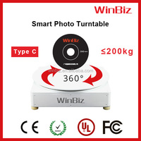 turntable display platform Winbiz Type C product 360 degrees photo