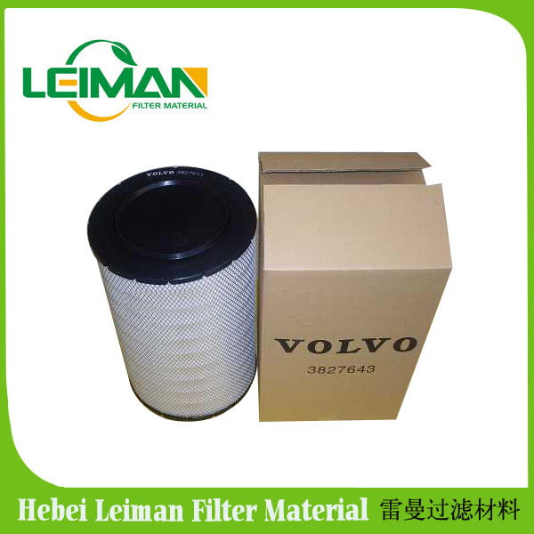 High quality Automotive filters volvo 3827643