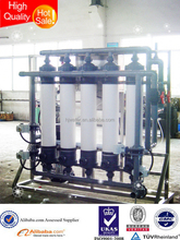 bulk Drinking magnetic water with Ultra-filtration system water filter plant by drinking water factory