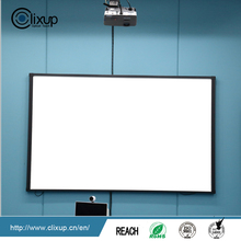 Clixup smart finger touch electronic interactive whiteboard for school