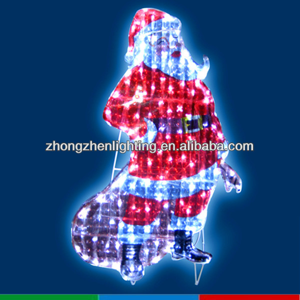 Holiday living christmas lights,christmas motif light,street decoration light