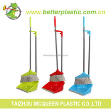 New Hot-selling Design PP Dustpan With Broom And Handle