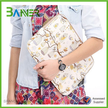 Fashion Pattern Printing Shockproof Neoprene Laptop Bag Pouch