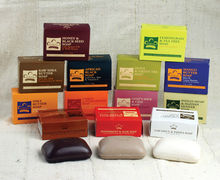 13 of our Nubian Heritage Soaps