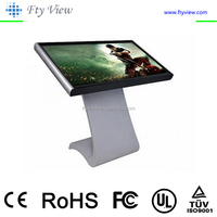 32 Inch Wall Mount HD Multi Points IR All In One PC LCD Monitor