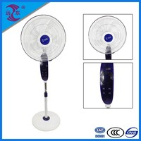 Large supply factory supply powerful pakistan stand fan