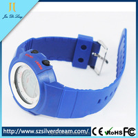 Promotional Waterproof And Mix Colors Cheap 2016 Silicone Watches