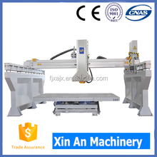 Machinery bridge saw, horizontal and vertical stone cutting machine