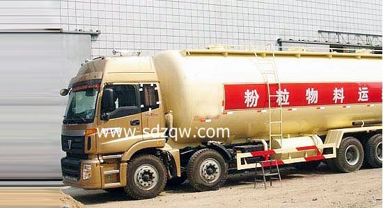 with kinds of brands powder material transport vehicle