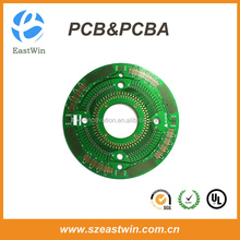 Multilayer electronics laser pcb prototyping