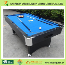 9ft pool table/carom billiard table for sale