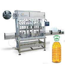 Factory price automatic edible oil filling machine/plant /line