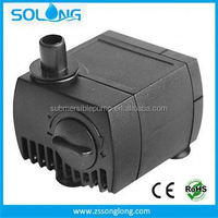 2015 New Design 250 L/H 4W water pump float thermal switch