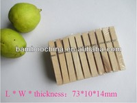 wooden clothes peg pin clip