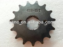 CG125 428 X 108L chain 38T X 15T Motorcycle front sprocket