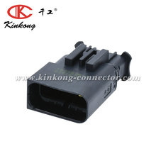Kinkong Top quality Male waterproof Electrical 10 Pin rj45 Connector 1801606-1