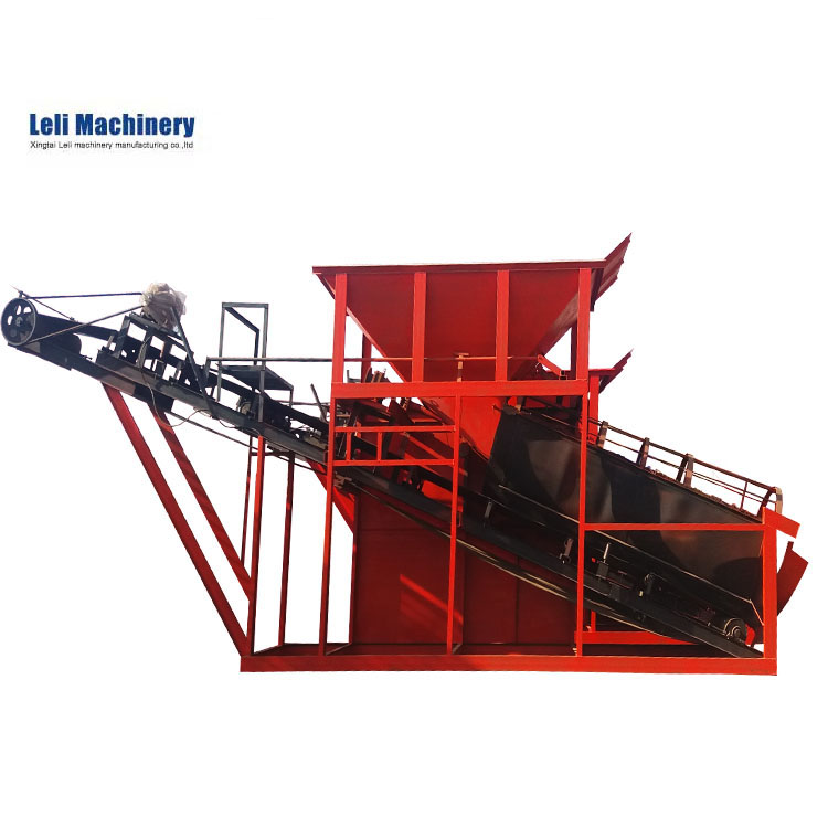 Model 50 drum type sand screening machine 30 vibrating powder screening machine folding type can be equipped with diesel <strong>engine</strong>