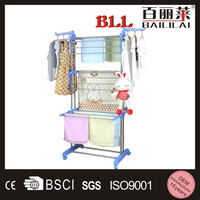 Large storage rack widely used modern outdoor rotating display stand for bazaar
