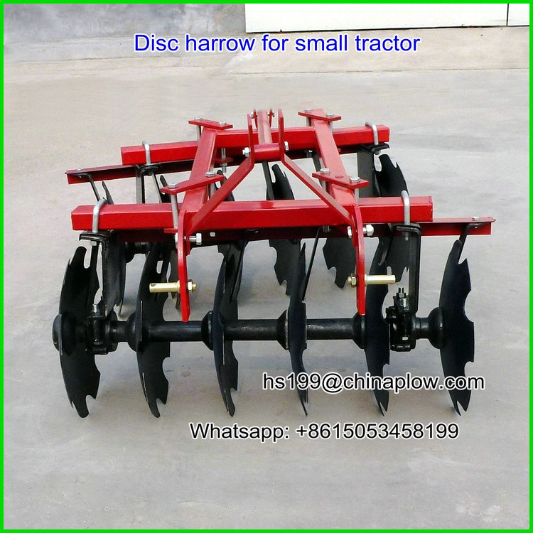 Agri disc harrow Small tractor disc harrow offset disk harrow
