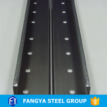 alibaba website ! lipped channel purlin double galvanized c channel