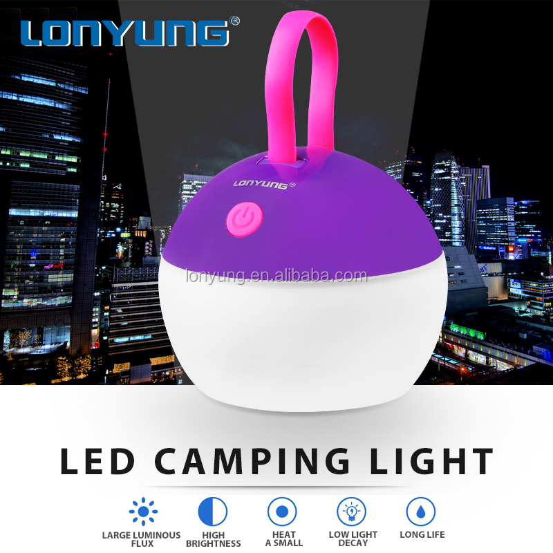 LED lantern lights camping supplies With CE approval portable outdoor camping led lantern
