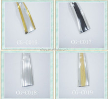 soft and eco-friendly furniture plastic PVC flat edge trim strips