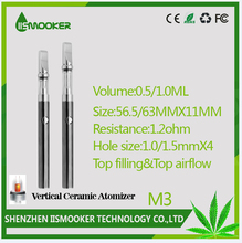 M1 Think Vape Cheap Disposable Iismooker Pen Cartridge Fill