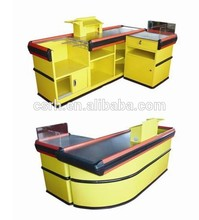 1800*600*850mm RH-CR017 Store Supermarket Cashier Desk Checkout Counter for Sale