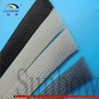 High Temperature Flexible Anti-wear Expandable Monofilament Sleeving for Wire Harness