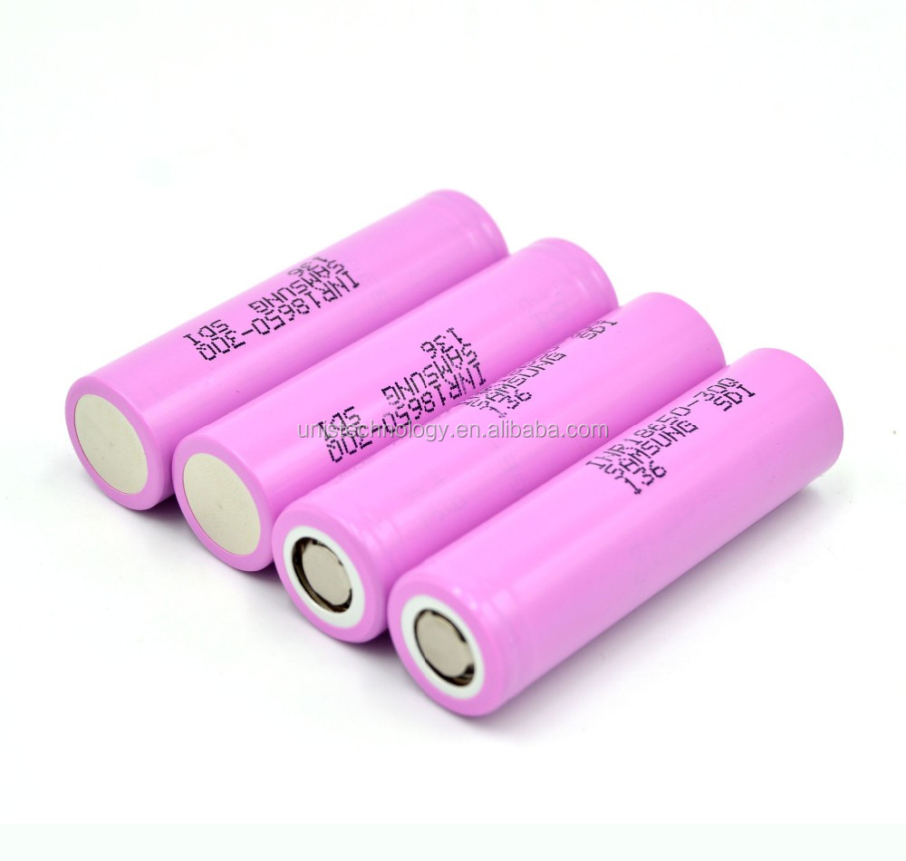 In stock!!! 18650 INR18650 -30Q high drain 3000mAh 15A 3.6V falt top li ion battery