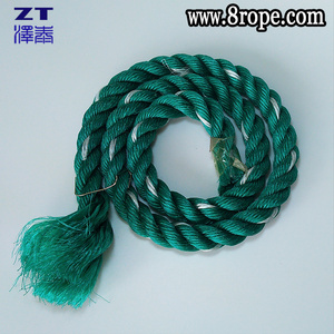 Professional manufacturer polypropylene rope 16mm,Cheap and durable Chinese rope