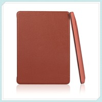 Swees Genuine Leather case/cover With Smart Auto Sleep/Wake for 2014 Version Kindle Voyage 6''