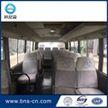 Korea county bus 23 seats luxury korea county bus for sale