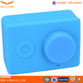 Silicone candy color security camera cover, oem security camera cover