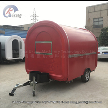 UKUNG Outdoor Food Truck/china Mobile Food Carts For Sale