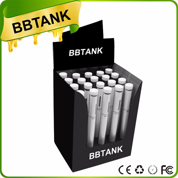 No Button Glass Vape Pen Cartridge Disposable Vapor Cartridgescustomizing atomizer package