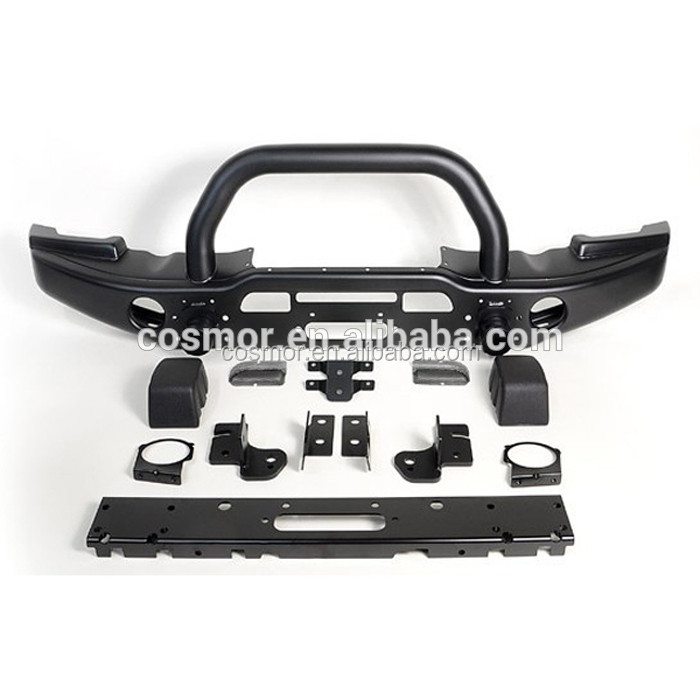 Off Road Front Bumper For Jeep Wrangler JK