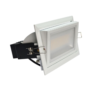 High power led panel lights ceiling down light 38w SMD LED Rectangular downlight