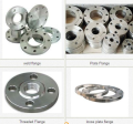 steel a105 carbon steel blind rf flanges